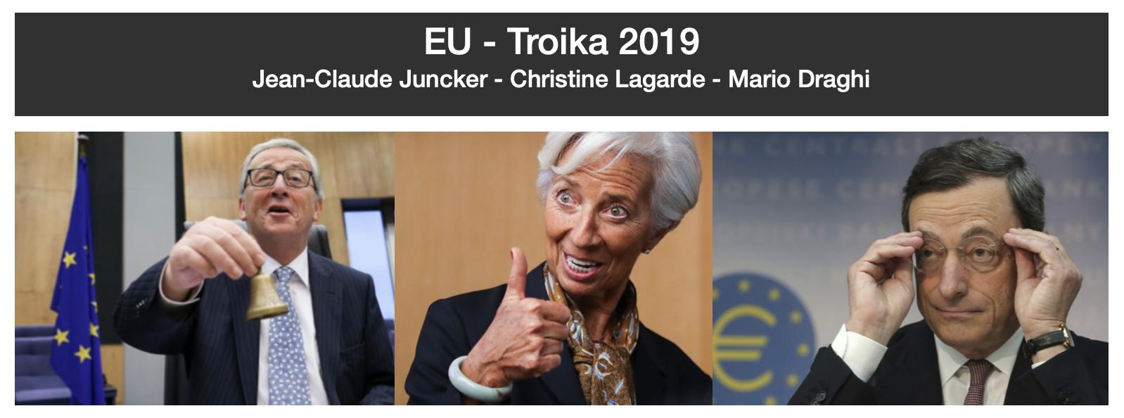 EU Troika 2019