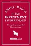 Keine Investment Zauberformel