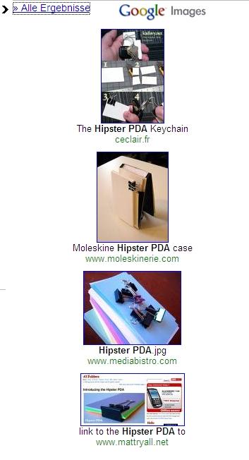 Hipster pad google pics