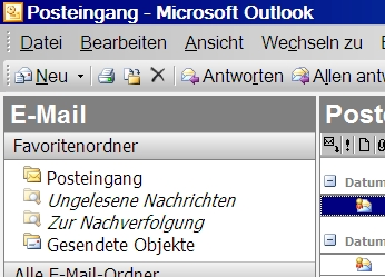 Email Signatur Outlook